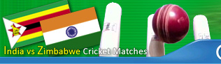 India Zimbabwe Cricket